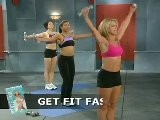 DENISE AUSTIN: GET FIT FAST LEGS AND BUNS
