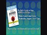 Dr. Bob - ADHD