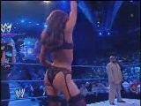 Dawn Marie And Torrie Wilson Bikini Contest Smackdown 10.10.2002