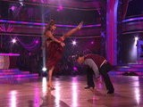 Dancing With The Stars Elisabetta Canalis' First Dance!