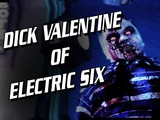 Dick Valentine From Elecrtic Six: Zombie, Zombie, Skeleton Exclusive Machinima Music Video