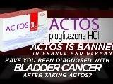Diabetes Drug Actos May Cause Bladder Cancer-FDA Warning