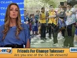 Disney Channel&#039 S &#039 Friends For Change&#039 Takeover