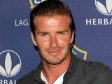 David Beckham Debuts New Tattoo