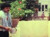 Dharma Prabhu - Bhanupriya Chiranjeevi Romance Scene