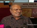 Director Shyam Benegal Speaks About Hiccups At 13TH Mumbai Film Festival