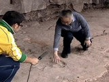 Dinosaur Tracks Influence Ancient Chinese Culture
