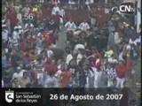 Encierro Sanse 26-8-07