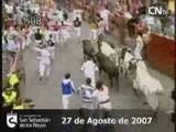 Encierro Sanse 27-8-07