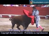El Fundi, Herido En Toledo