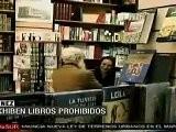 Exhiben Libros Prohibidos En T&uacute Nez
