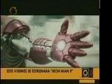 Esta Semana Se Estrena La Pel&iacute Cual De Acci&oacute N Iron Man 2, Con