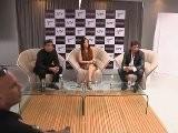 Aishwarya At Heroine&#039 Press Meet - Cannes - 2011