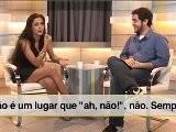 Entrevista Com Larissa Riquelme