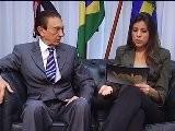 Edison Lobã O, Novo Ministro De Minas E Energia