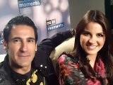 Entrevista A Maite Perroni Y Marco Di Mauro En Ensayos De Premios Juventud