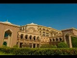 Emirates Palace In The United Arab Emirates UAE City Of Abu Dhabi