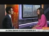 Daiwa' S Lai Says Hong Kong Economy Headed For Recession