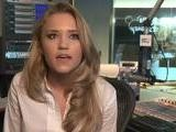 Emily Osment Premieres Her New Single On Radio Disney