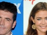 E! News Now Simon Cowell&#039 S Date With Denise Richards