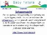 Een Ecologisce Schapenvacht Voor Je Baby Van BabyNatura.nl