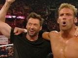 E! News Now Hugh Jackman' S Wrestling Skills