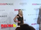 Emily Osment At Teen Vogue Young Hollywood Party Arrivals