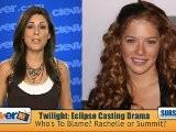 Eclipse Drama! Victoria Casting Getting Messy