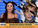 Ed Westwick Talks Gossip Girl Season 4