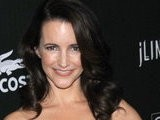 E! News Now Kristin Davis Is A New Mom