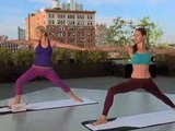 ELLE Fitness Workout Yoga With Brooklyn Decker