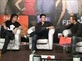 Fnac Montparnasse-James Lafferty & Mark Schwahn 22 04 09 1