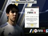 FIFA 2011 - PC PS3 And Xbox Keygen Redeem Codes Hack