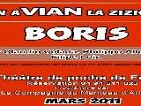 Filipe Loir En Avian La Zizique Mars 2011 By Chm-Production