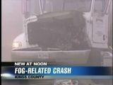 Fog-Related Crash Closes Road Near Laton