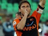 Francesco Totti 206 Gol In A - The King Of Rome Is Not Dead Telecronaca Zampa