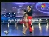 FarandulaTv.com.ar Segundo Baile De Cinthia Fernandez En El Ritmo Cha Cha Cha. Bailando 2011