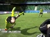 FIFA Soccer 12 - FIFA Soccer 12 - E3 2011 Gameplay