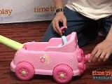 Fisher-Price Little Mommy Bubble Wagon From Tollytots