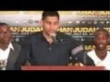 Amir Khan Vs Zab Judah Final Press Conference Mandalay Bay