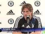 Fernando Torres Promete Gols