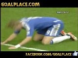 FERNANDO TORRES MISS ON OPEN GOAL - MAN. UNITED VS. CHELSEA 18 SEP 2011