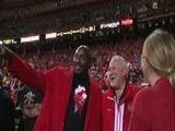 Former Husker Honored For College Hall Of Fame Induction, Catherine Crane Reports