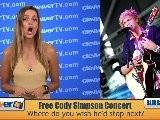 Free Cody Simpson Concert