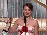 Golden Globes Actress, Drama Motion Picture: Natalie Portman