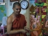 Global Living Rooms: Kong Pisey, A Monk From Phnom Penh, Cambodia