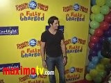 Gilles Marini At Ringling Bros Fully Charged Premiere