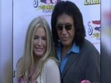 Gene Simmons And Shannon Tweed Tie The Knot