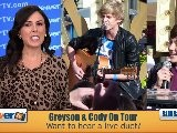 Greyson Chance & Cody Simpson Teaming Up For Upcoming Tour