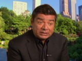 George Lopez Is A Funny Little Blue Smurf And He Likes It